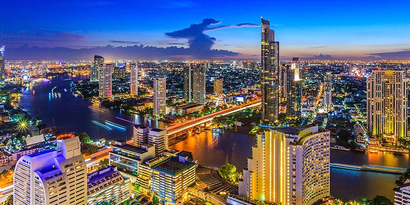 Бангкок. Города, в которых обязательно нужно побывать