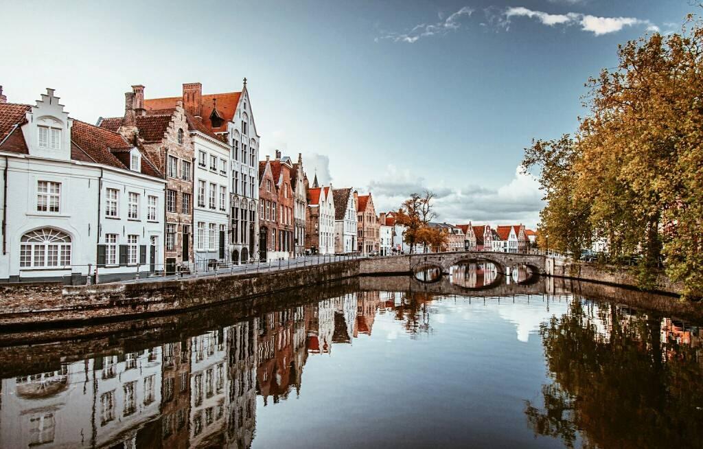 Брюгге (Бельгия) - основная информация