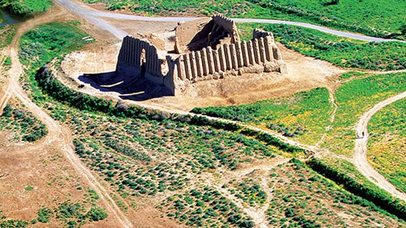 Древний-Мерв. Объекты всемирного наследия юнеско в Туркменистане