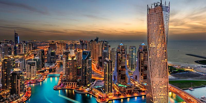 Дубай. Города, в которых обязательно нужно побывать