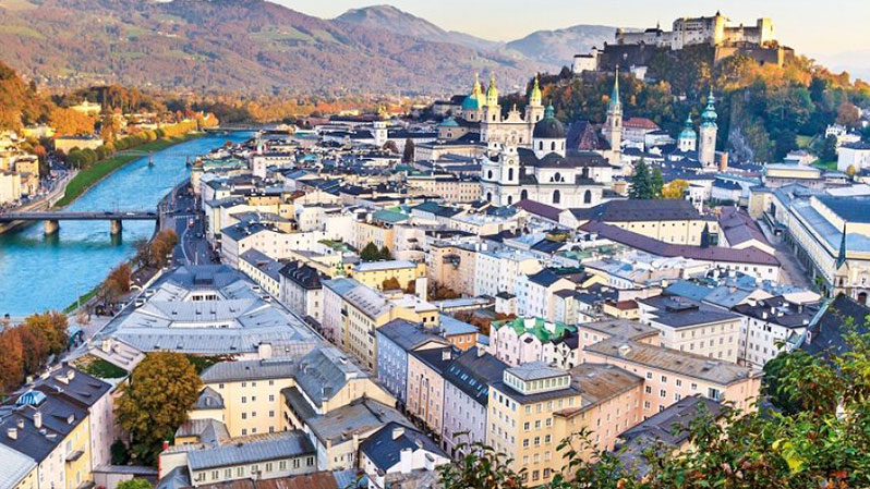 Зальцбург-в-Астрии---главные-достопримечательности