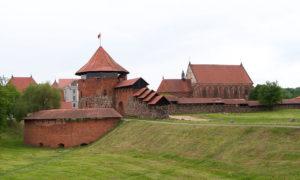 Каунасский_замок,_Литва