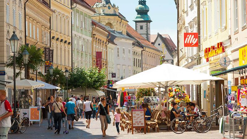 Клагенфурт-(Австрия)---основная-информация