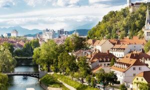 Красивые места Словении