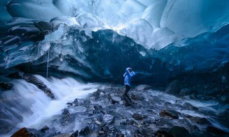 Ледник-Менденхолл-в-Аляске