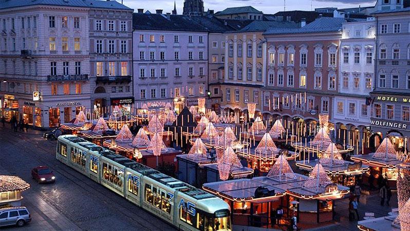 Линц-(Австрия)