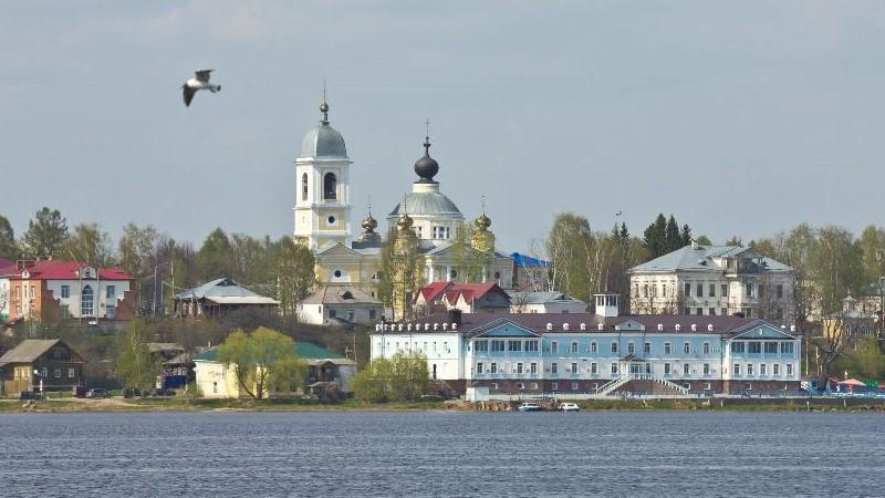 Мышкин -город музеев (Золотое кольцо)
