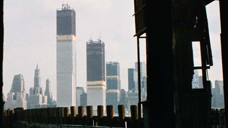 Обратная сторона Нью-Йорка