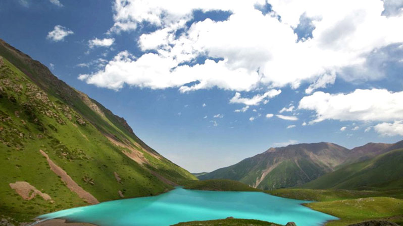 Озеро Кол Тор