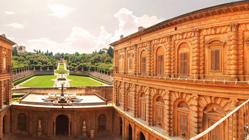 Палаццо Питти (Флоренция)