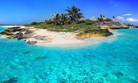 Парки на островах в Карибском море