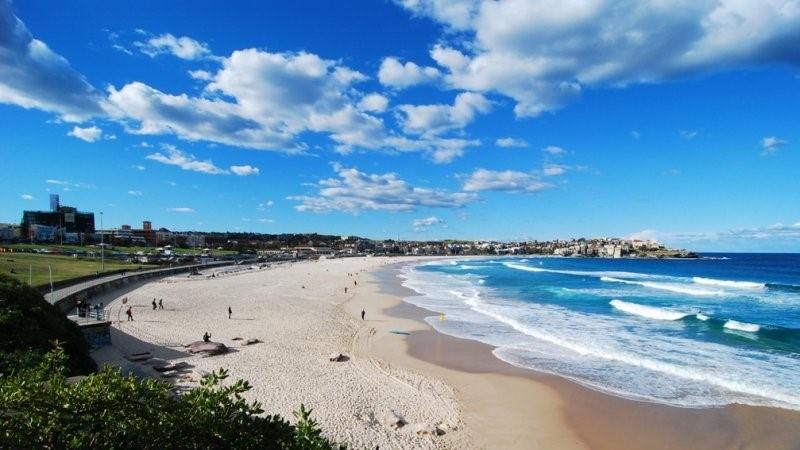 Пляж Бонди Бич (Австралия)