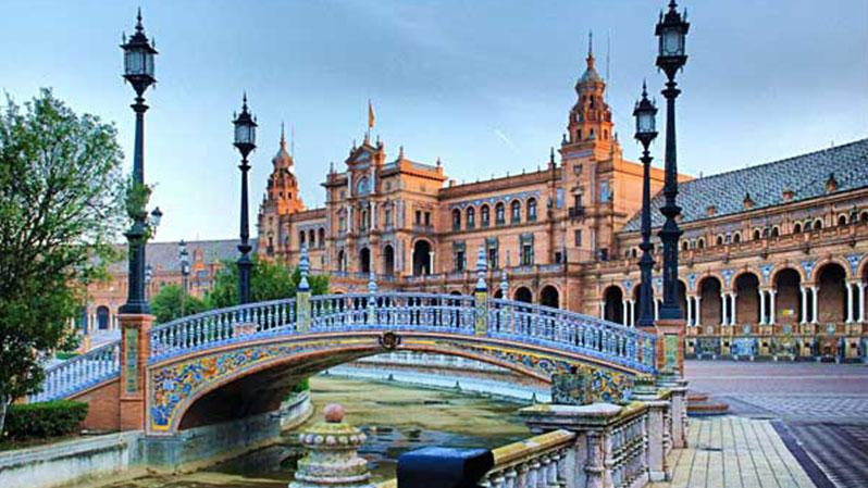Севилья-(Испания)---основная-информация-и-достопримечательности