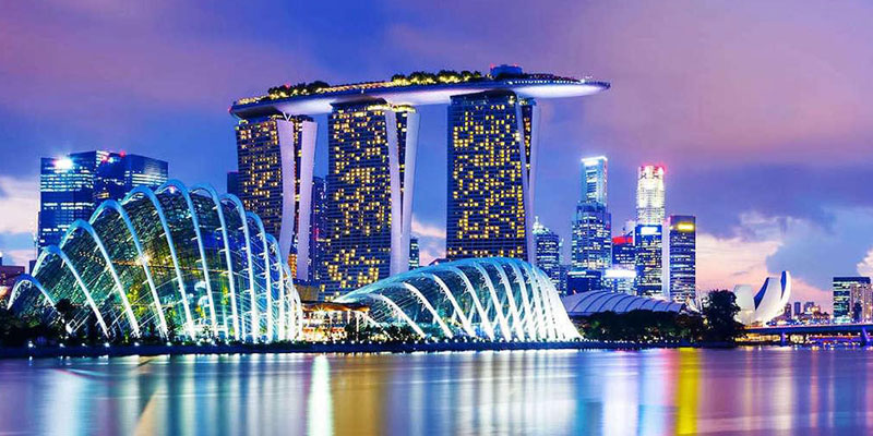 Сингапур, Токио. Города, в которых обязательно нужно побывать