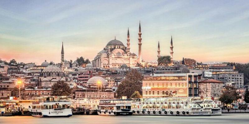 Стамбул. Города, в которых обязательно нужно побывать