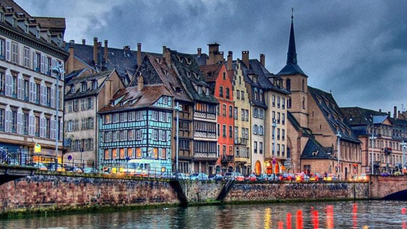 Страсбург во Франции