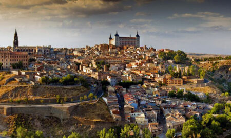 Толедо-в-Испании