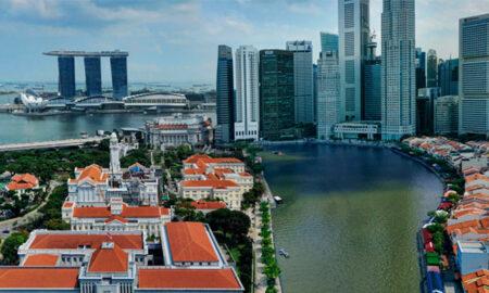 Туристический квартал Сингапура