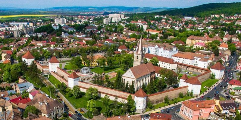 Чем заняться в румынском городе Тыргу-Муреш?