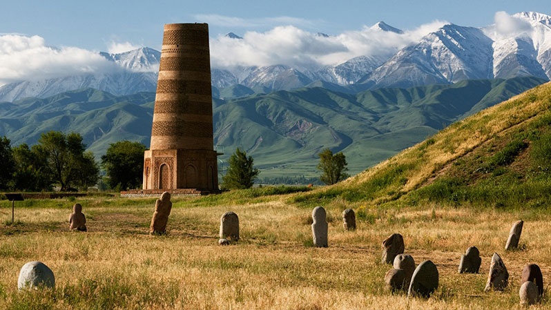 башня-бурана.-киргизия-топ-достопримечачельностей