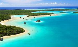 где находится остров-новая-каледония