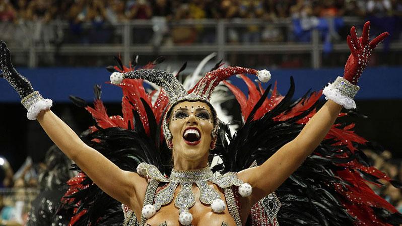 ТОП-10 самых красивых и популярных карнавалов нашей планеты. Карнавал в РИО-ДЕ-ЖАНЕЙРО