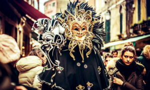 ТОП-10 самых красивых и популярных карнавалов нашей планеты. карнавал в ВЕНЕЦИИ.