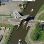 Подъемный мост Slauerhoffbrug. Нидерланды