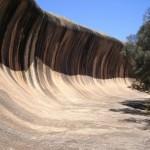 Скала-волна. Австралия