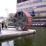 Сворачивающийся мост. Лондон