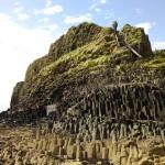 Фингалова пещера. Шотландия