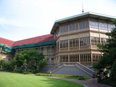 Дворец Виманмек, Бангкок. Таиланд