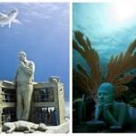 Подводный парк скульптур, Канкун. Гренада