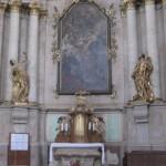 Костел Девы Марии в Крштины. Чехия