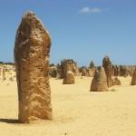 Пустыня Пиннакл. Австралия