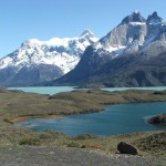 Торрес дель Пайне. Чили