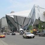 Кристалл Ли Чин в Королевском музее Онтарио. Торонто