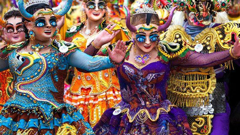 ТОП-10 самых красивых и популярных карнавалов нашей планеты. Карнавал в ОРУРО.