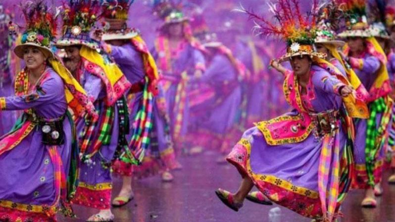ТОП-10 самых красивых и популярных карнавалов нашей планеты.Карнавал в БАРРАНКИЛЬЯ.