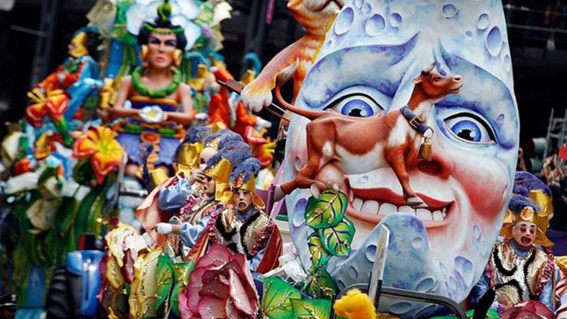 ТОП-10 самых красивых и популярных карнавалов нашей планеты. Карнавал в НОВОМ ОРЛЕАНЕ.
