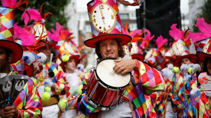 ТОП-10 самых красивых и популярных карнавалов нашей планеты. Карнавал в НОТТИНГ-ХИЛЛЕ.