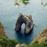 Золотые ворота в Крыму