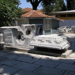 Фрагменты базилики Феодосия