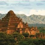 Храм Дамаянджи. Баган