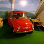 Замок Эгесков. Музей ретро-автомобилей.