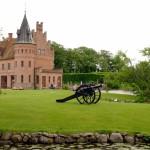 Замок Эгесков. Дания