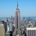 Эмпайр Стейт Билдинг, Нью-Йорк. США