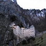Предъямский замок. Словения