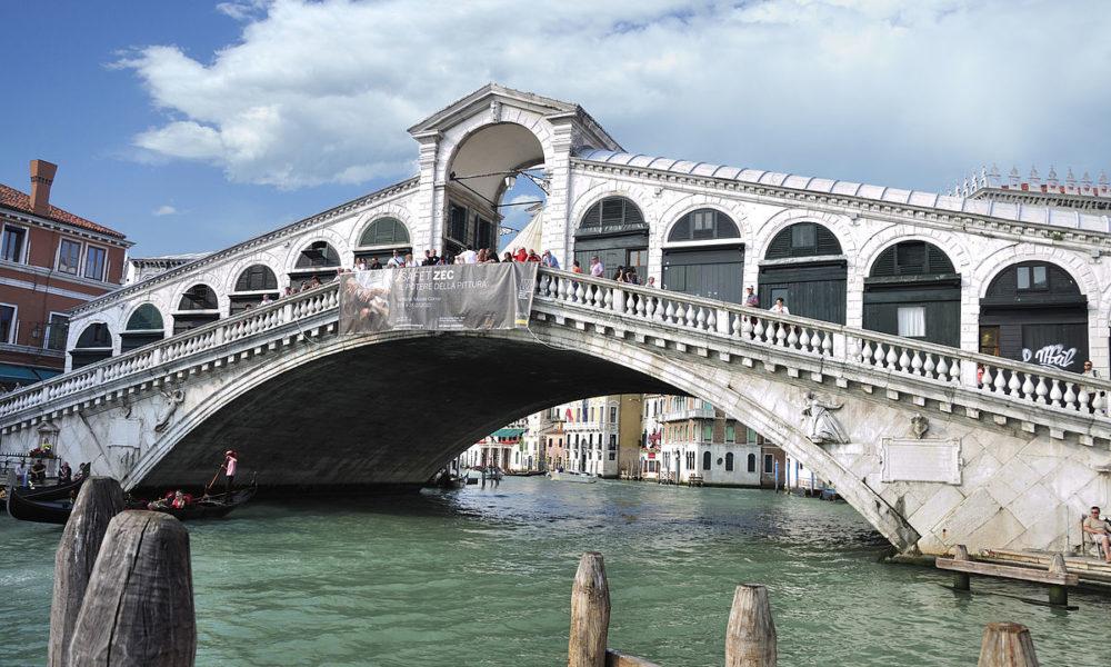 Мост Риальто – визитная карточка Венеции.