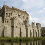 Замок графов, Бельгия